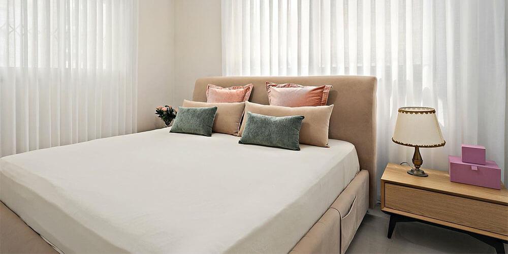 אריק דיזיין – חדרי שינה הורים בראשון לציון