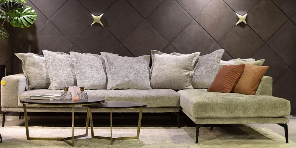 סלון פינתי אריק דיזיין חנות רהיטים