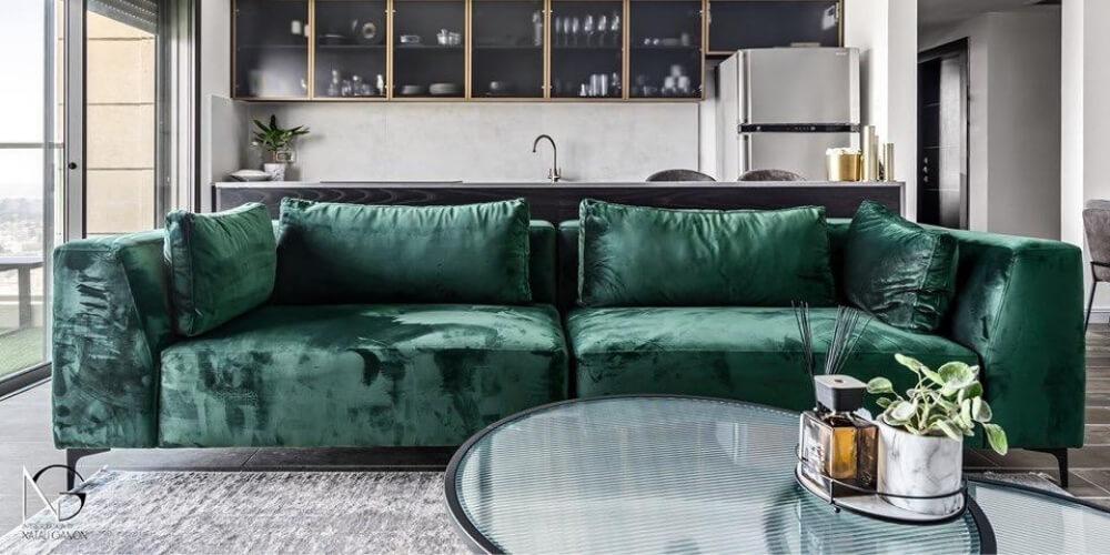 סלונים מערכות ישיבה אריק דיזיין חנות רהיטים