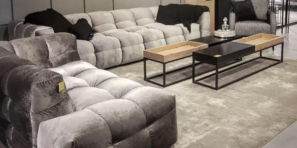 סלון פינתי מעוצב אריק דיזיין חנות רהיטים