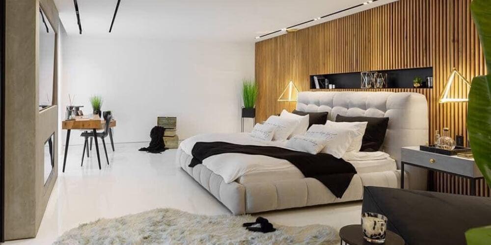 חדרי שינה מעוצבים להורים